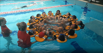 Swimming Lessons and Water Safety